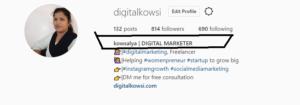 Instagram SEO best practice